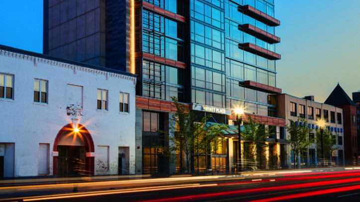 Hyatt Place Washington DC / US Capitol Hotel Sold to Excel Group