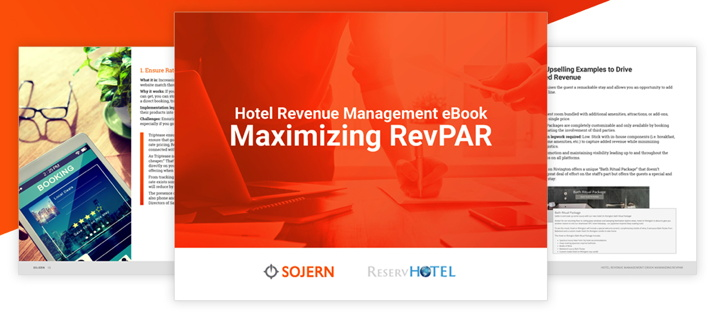 How to Maximize RevPAR: An eBook for Independent Hoteliers - Cover