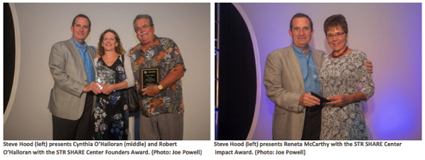 STR SHARE Center Award Recipients