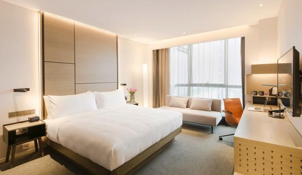 INNSIDE by Meliá Zhengzhou Hotel - Guest room