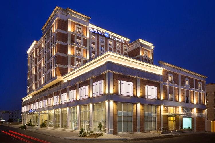 Radisson Blu Hotel, Buraidah - Exterior