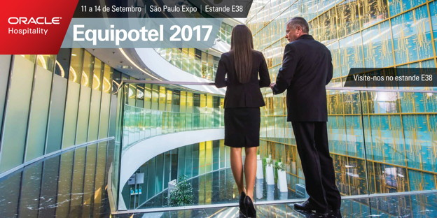 Promotional image for Equipotel 2017