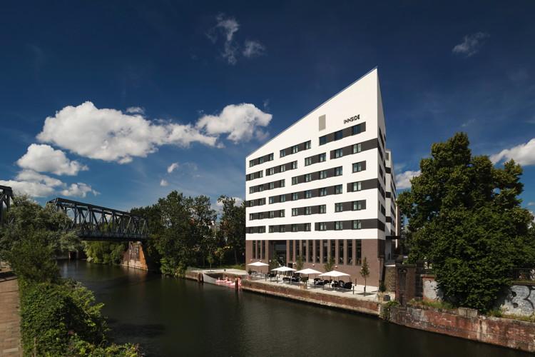 INNSIDE Hamburg Hafen Hotel - Exterior