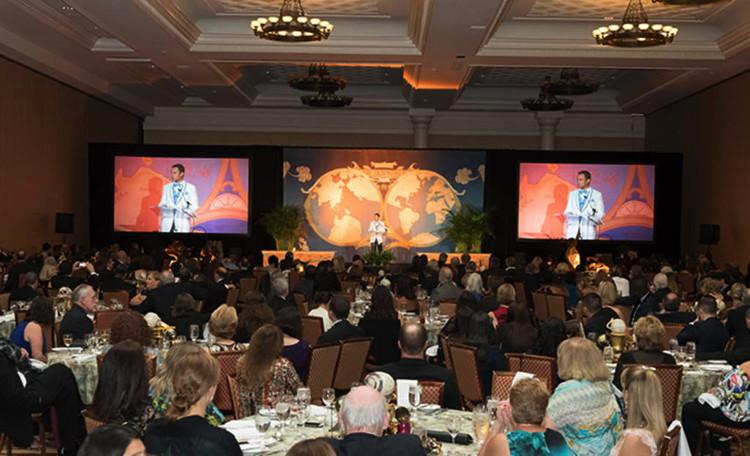 HFTP Annual Convention - Ballroom