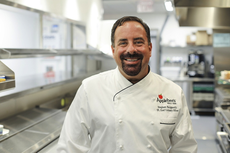 Chef Stephen Bulgarelli Named Chief Culinary Officer for Applebee's