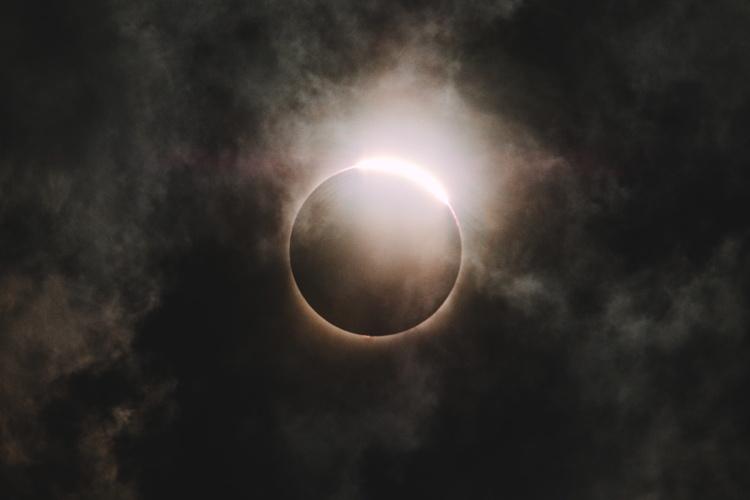 Solar Eclipse 2017 - Photo by Bryan Minear on Unsplash