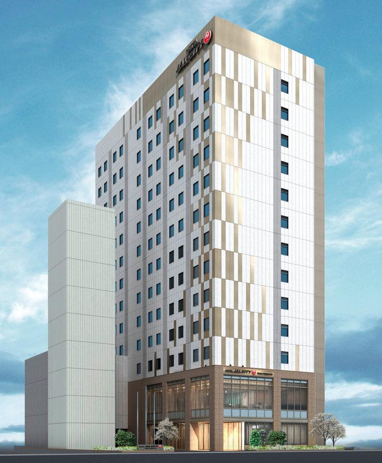 Hotel JAL City Sapporo Nakajima Park Announced for 2019