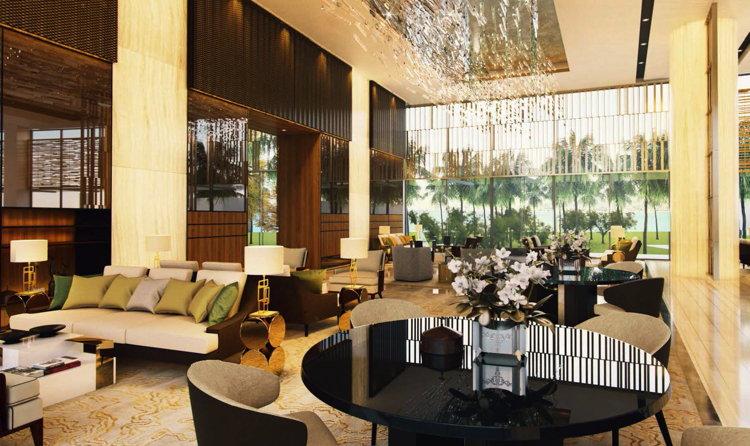 Radisson Blu Resort Phu Quoc - Lobby