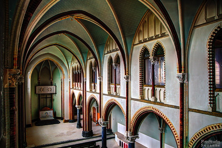 The Monastery Koningsbosch in The Netherlands