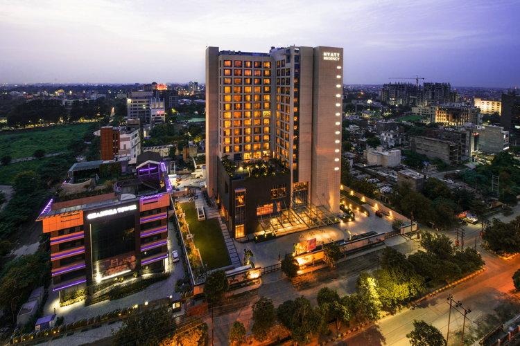 Hyatt Regency Lucknow Hotel - Exterior