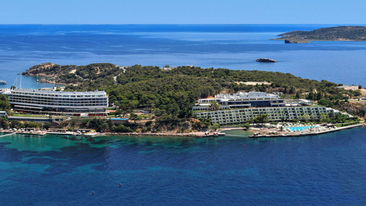 Four Seasons Astir Palace Hotel Athens - Aerial view