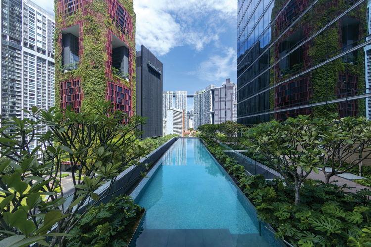 Sofitel Singapore City Centre Hotel - Exterior