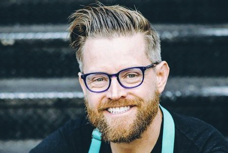 Celebrity chef Richard Blais