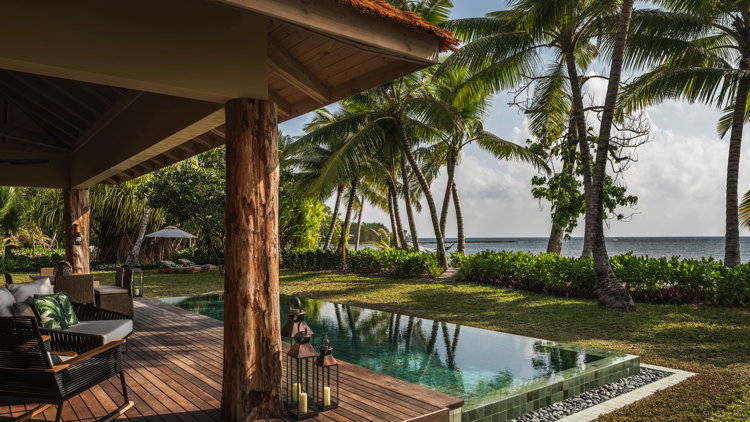 Four Seasons Resort Seychelles at Desroches Island - Beach villa