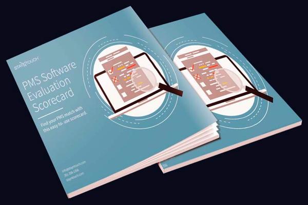 Cover - PMS Software Evaluation Scorecard
