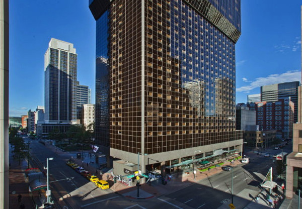 Marriott Hotel in Denver - Exterior