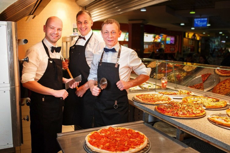 Sbarro Expanding in Russia with New Franchise Partner