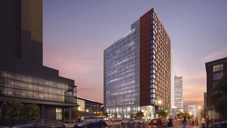 Marriott International Opens Dual Branded Le Meridien And AC Hotels By Marriott In Denver