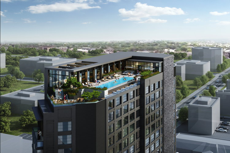 Virgin Hotels Nashville Breaks Ground