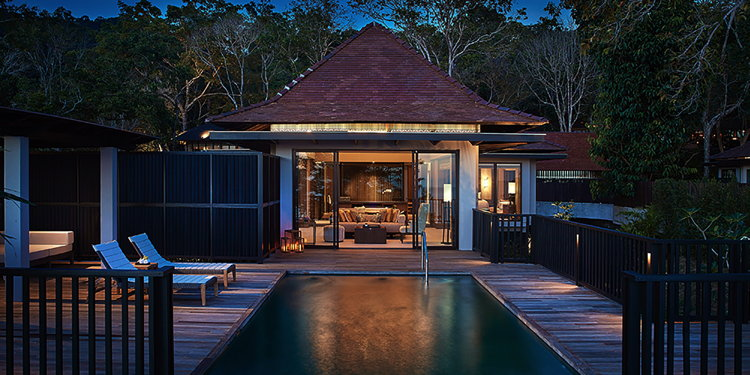 The Ritz-Carlton Langkawi - Suite with pool
