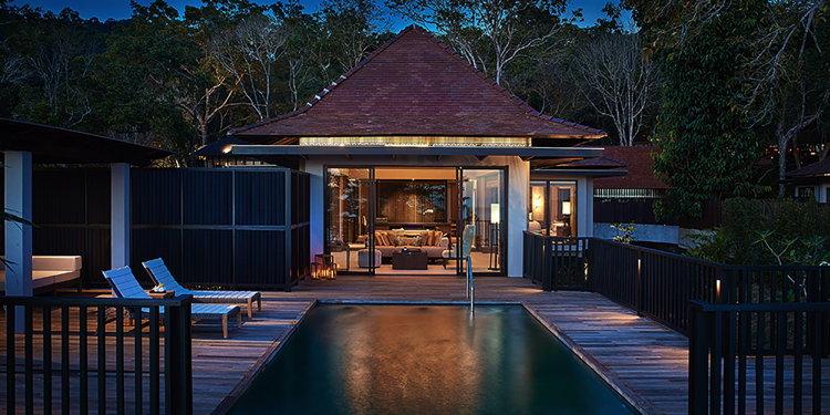 The Ritz-Carlton Langkawi - Suite with pool