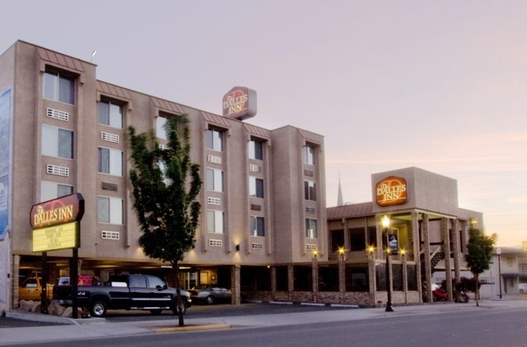 The Dalles Inn, The Dalles, Oregon - Exterior