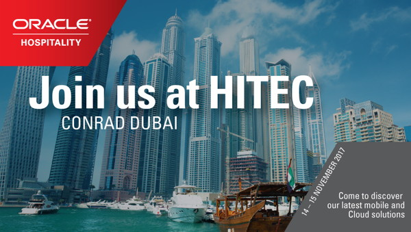 Promotional image for HITEC Dubai