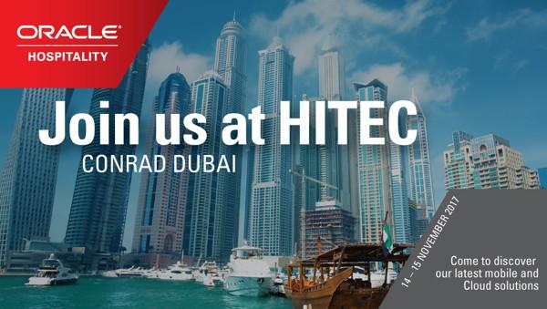 Promotional image for HITEC Dubai