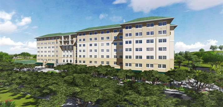 Renderong of the Embassy Suites by Hilton Opens in Kapolei, Oahu