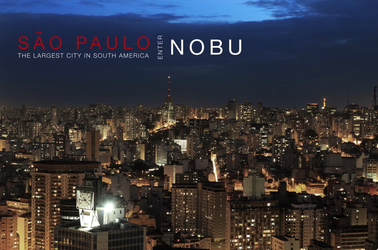 Nobu Hotel São Paulo Announced