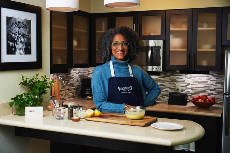 Celebrity Chef Carla Hall