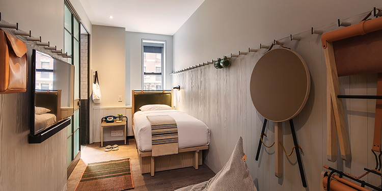 Moxy Times Square Hotel Opens