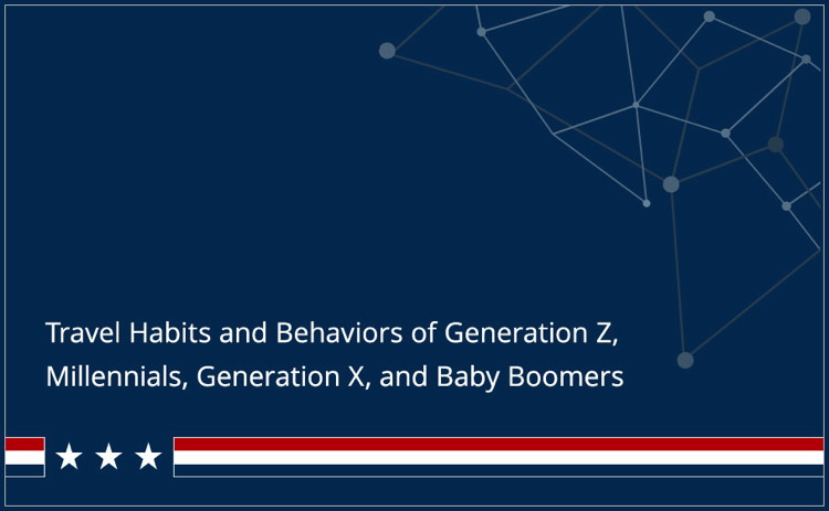 Cover - American Multi-Generational Travel Trends research