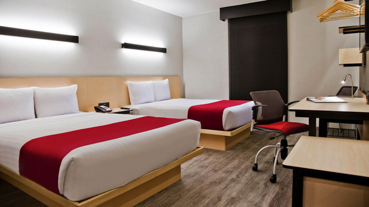 Hoteles City Express - Guest room