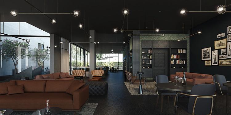 Publica Isrotel Hotel - Lobby