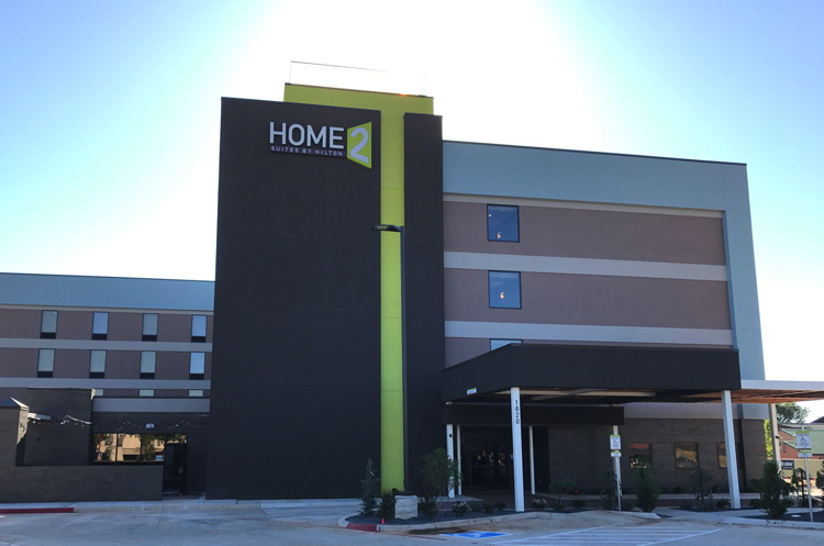 Home2 Suites by Hilton OKC Midwest City Tinker AFB Hotel - Exterior