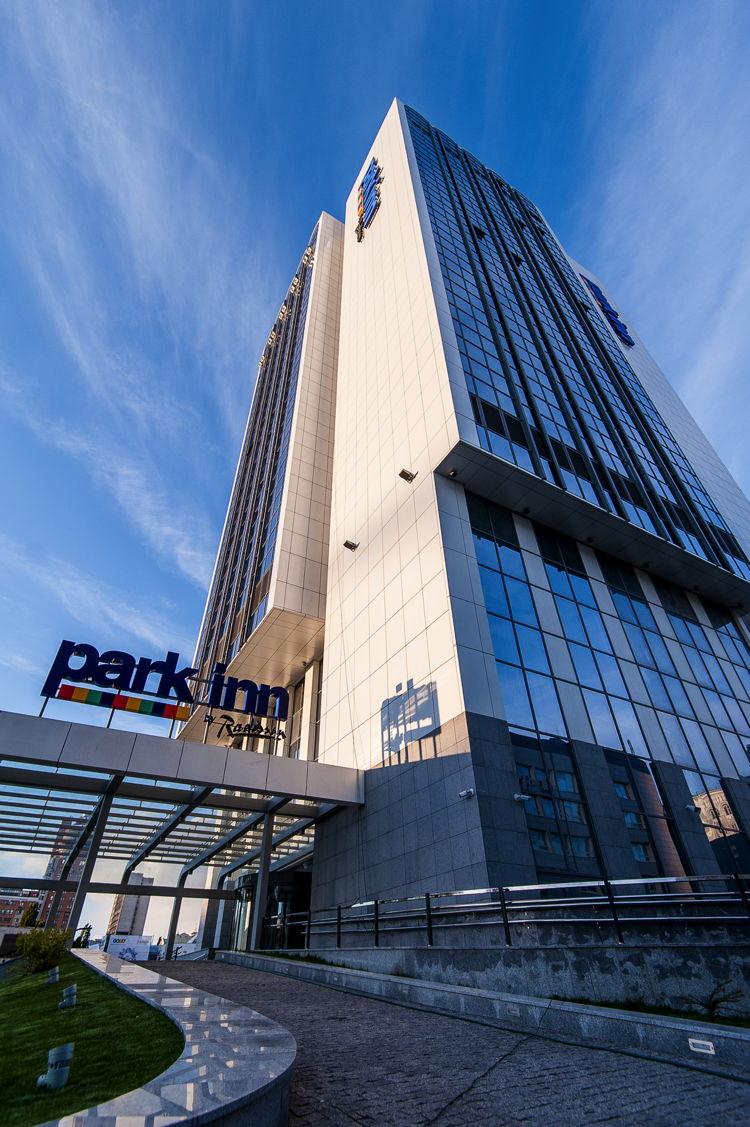 Park Inn By Radisson Kyiv Troyitska - Exterior