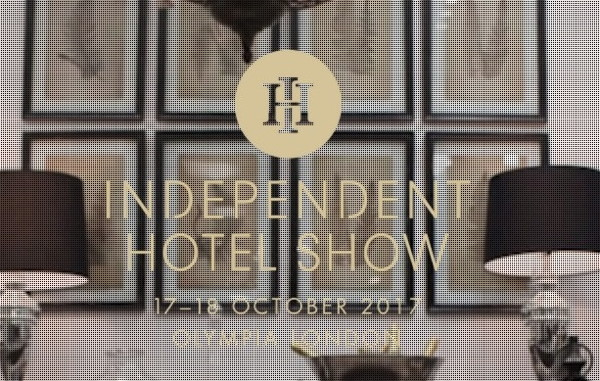 Independent Hotel Show 2017 logo