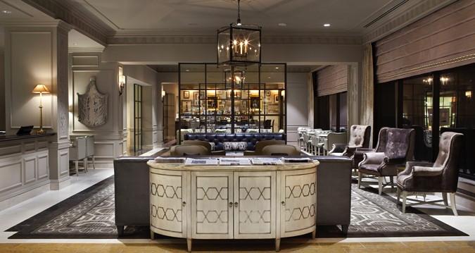 The Madison, a Hilton Hotel - Lobby