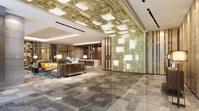 Hilton Garden Inn Shiyan - Lobby