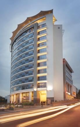 Doubletree Kigali City Centre Hotel