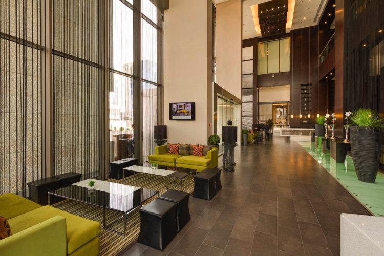 Centro Waha Riyadh Hotel - Lobby