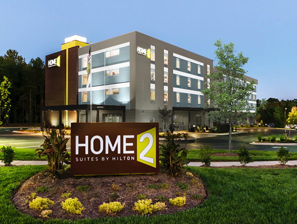 Home2 Suites by Hilton Pittsburgh Area Beaver Valley - Exterior