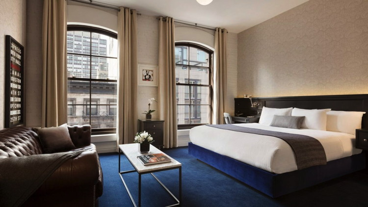 The Frederick Hotel Opens in Tribeca