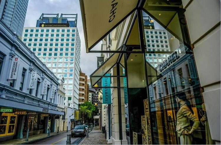 InterContinental Perth City Centre - Exterior