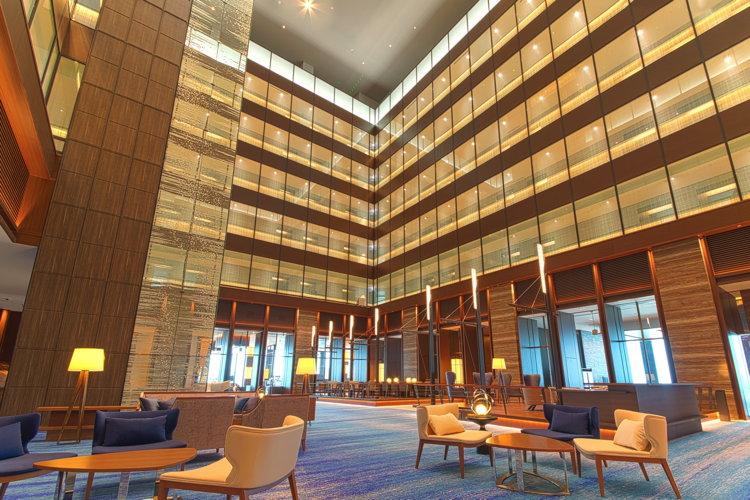 Nagoya Prince Hotel Sky Tower - Hotel Lobby