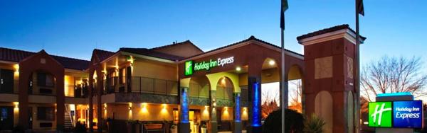 HI Express Albuquerque - Exterior