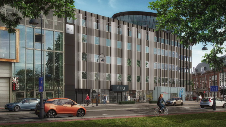 niu Dairy Hotel Haarlem to Open March 2018 in the Netherlands