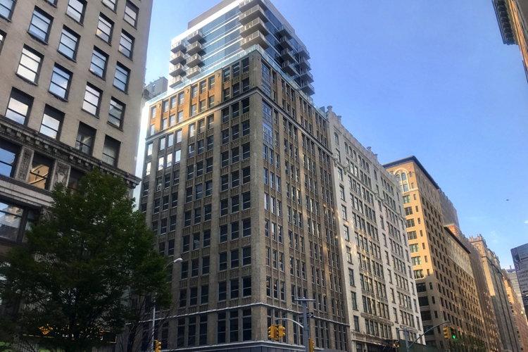 Mondrian Park Avenue in NoMad