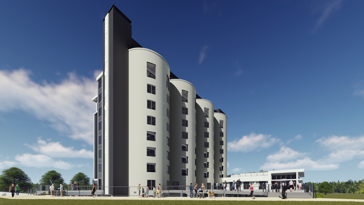 Peppers Silo Hotel to Open in Launceston Tasmania